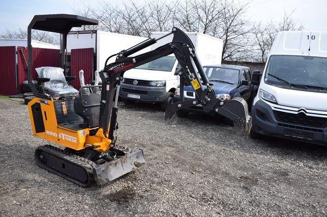 Mini Excavator NOU Rhinoceros XN10