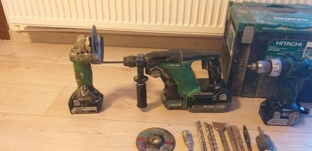 Set hitachi    makita bosch