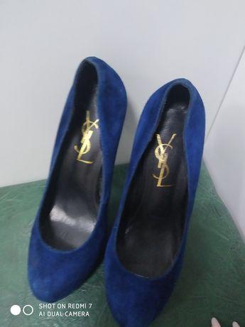 Туфли натуральная кожа. Производство Италия