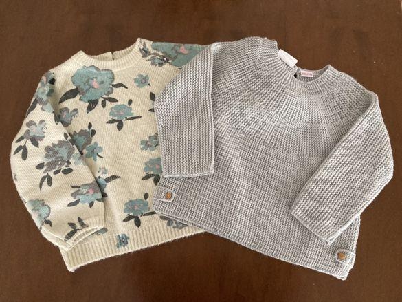 Детски блузи Zara