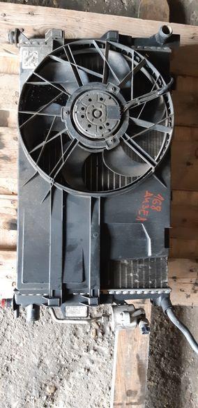 Радиатори и перка за А класа 168