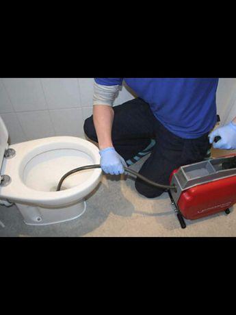 Прочистка канализации, прочистка труб, чистка труб, чистка канализации