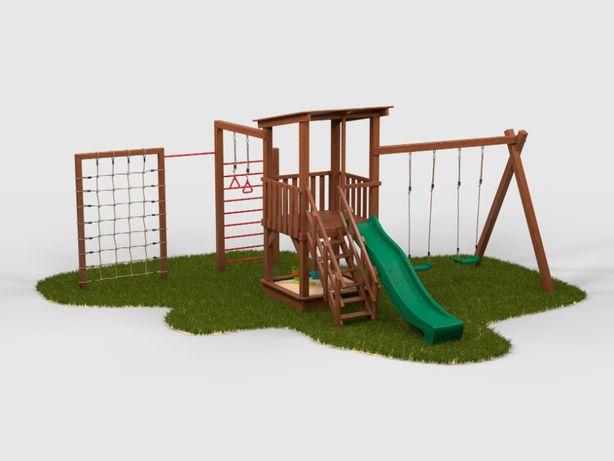 Детский игровой комплекс/Детская игровая площадка/Юви-4