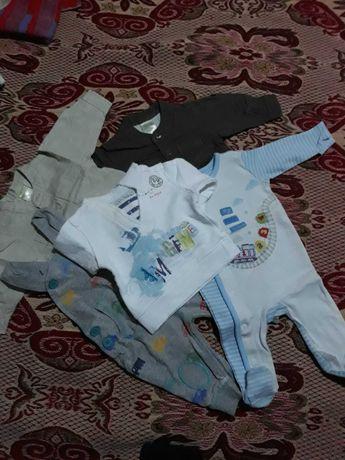 Лот за новородено момченце на Next, Mamas and Papas, Tiny Ted