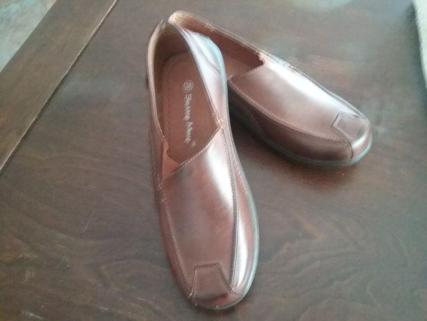Pantofi piele dama, mar 38