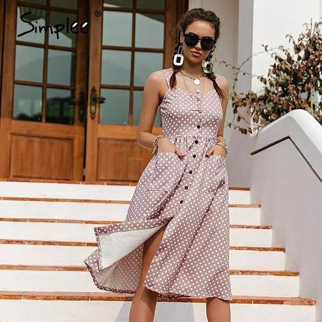 Платье новое сарафан
