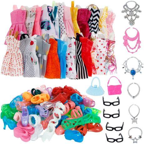 HAINE imbracaminte ROCHII rochita PANTOFI papusi pentru PAPUSA Barbie
