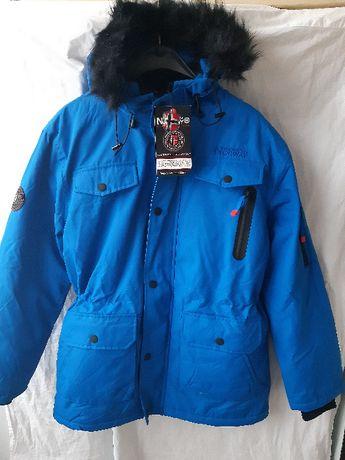 GEOGRAPHICAL NORWAY яке/ски панталон М размер/шапка