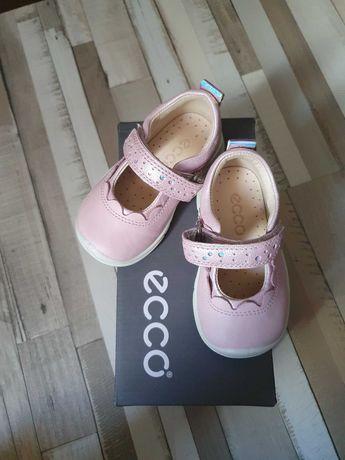 Pantofi Ecco pt fetițe, marimea 19