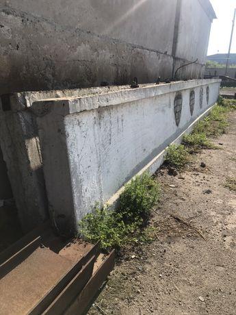 Балки ж/бетонные 12 м