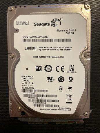 Hard disc Seagate 500 GB cu Win10 Pro preinstalat pr.laptop