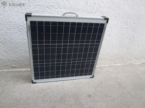 60w немски поликристален соларен куфар