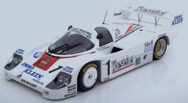MINICHAMPS Porsche 956K #1 macheta de colectie scara 1:18