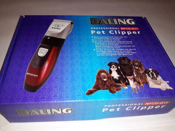 Masina de tuns animale Daling RFCD-D11, 18 W, accesorii incluse