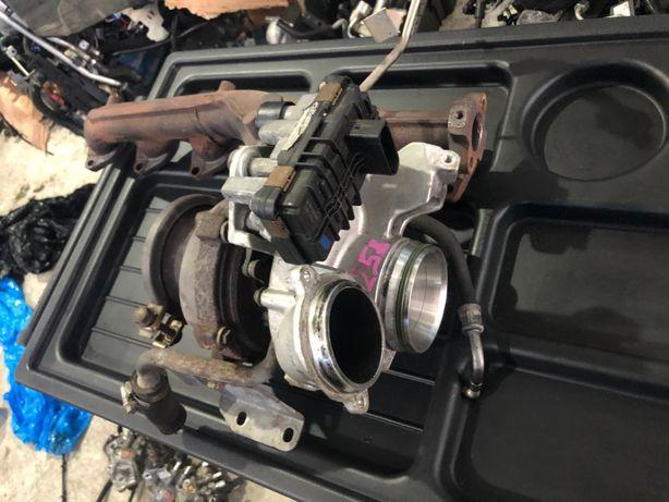 Turbina / Turbosuflanta BMW F07 F10 F11 N57D30A / 258cp Cod GTB2056VZK