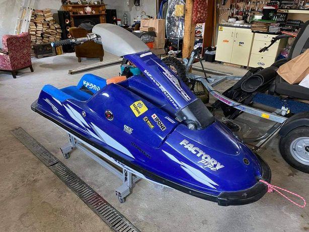 Yamaha sj - superjet - standup jetski jetsky skijet