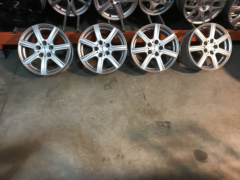 Set jante aliaj 16 5x120 BMW Bolintin-Vale - imagine 1