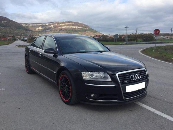 Audi A8/Ауди А8 4.2 BI-TDI LONG На Части!