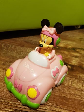Masina teleghidata cu Minnie Mouse Disney
