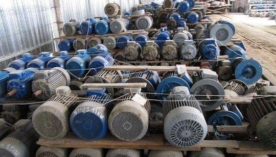 Ел. двигатели, електродвигатели от 0.12 до 315 kW