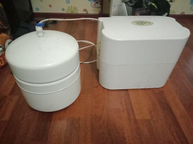 Продам фильтр воды  аура