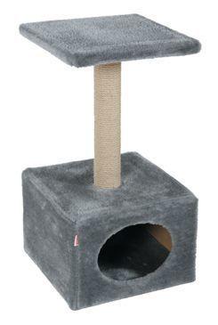 Ansamblu de joacă/sisal pisici, gri, bej sigilate!