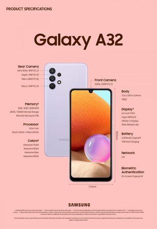 Смартфон самсунг а32