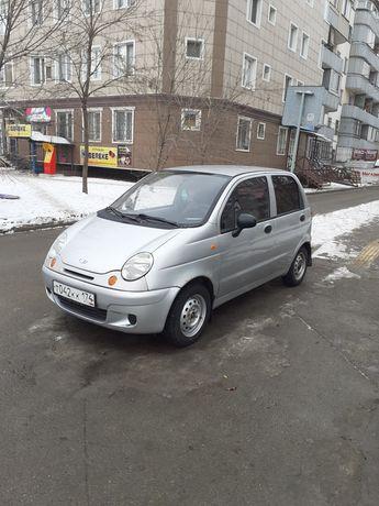 Продам Матиз 2011 РФ учет