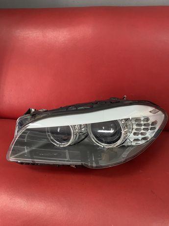 Бмв Ф10 Ф11 Продавам ляв оригинален фар за BMW 5 F10 F11 XENON