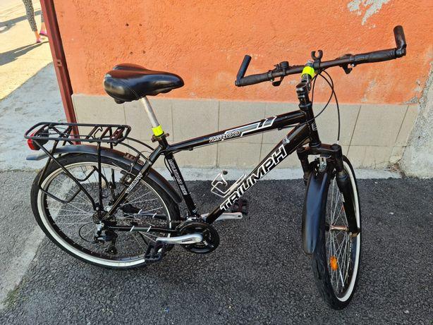 """Bicicleta 26"""" Triumph zs 800"""