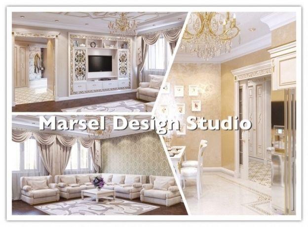 Разработка дизайна интерьеров и декорирование