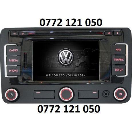 Maps {Harti}Volkswagen,Seat,Skoda,Rns 310-315,Rns 510-850-Touareg Roma