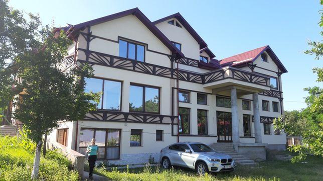 Casa - Villa langa fond de vanatoare