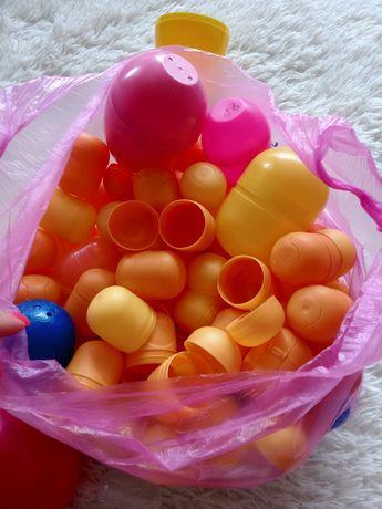 Капсулы, яйца от Киндер сюрпризов
