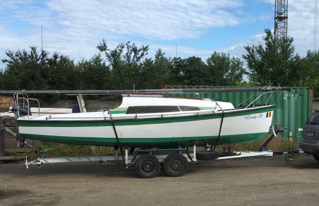 Vand velier Belugga 690 [barca]