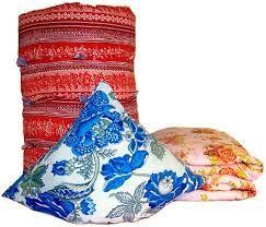 Матрасы строительные комплекты подушка, одеяло, матрас