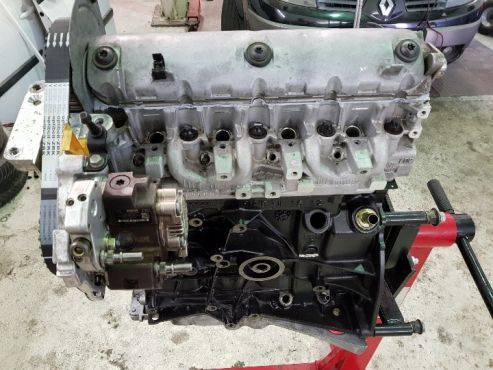 Motor Renault Trafic, Master, Opel Vivaro, Movano, 1.9 dci, F9K, F9Q