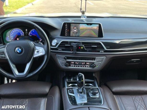 BMW Seria 7 BMW 750i xdrive 450 CP 2016 Impecabil
