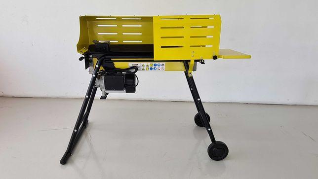 Despicator lemne orizontal 7T 230V 2.2kW cu suport si protectie Romdac