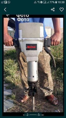 Аренда Прокат отбойный молоток перфаратор  болгарка 3000 тг