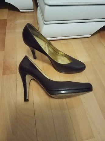 Pantofi piele naturala marime 38