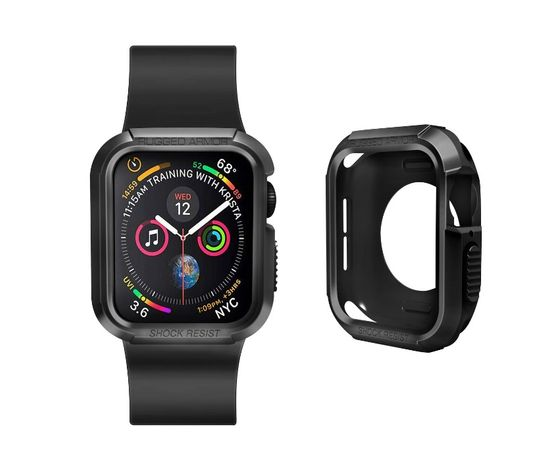 Кейс протектор за Apple Watch RUGGED ARMOR, 38мм, 40мм, 42мм, 44мм
