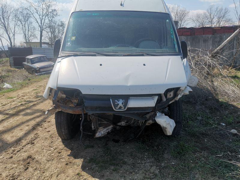 Peugeot Boxer 2.2 HDI На Части!!! гр. София - image 1