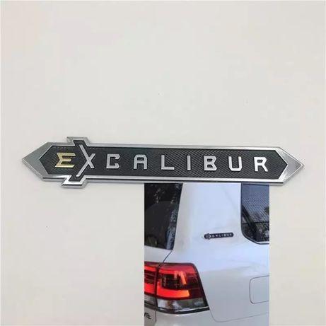 Наклейка,эмблема,шильдик на Toyota Land Cruiser 200