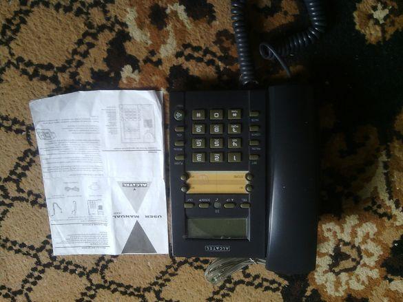 Стационарен телефон Alcatel и Стационарен телефон Panasonic KX-TS500FX