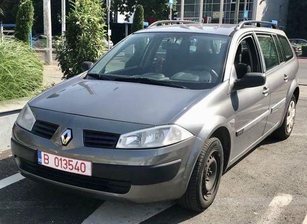 Renault megane II. 1.5 dci