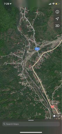 Vând teren cota 1000 zona Moroeni, judetul Dambovita
