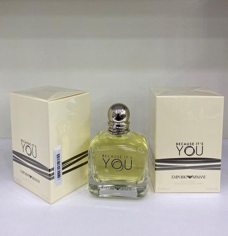 Armani Because Its You EDT 100мл.