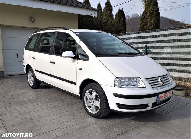 Volkswagen Sharan 1.9Tdi 150 CP Business 4Motion