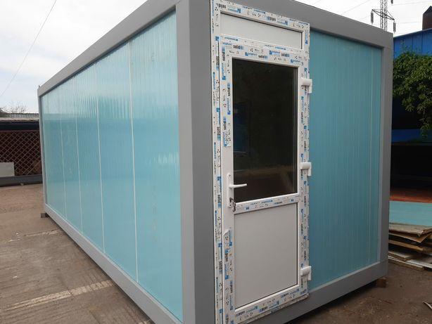 Container containere birou santier depozitare locuit vitrina chioșc